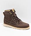 Volcom Smithington II Coffee Brown Vibram Boots