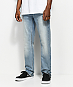Volcom Solver Light Blue Denim Jeans