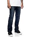 Volcom Solver jeans con ajuste regular