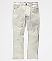 Volcom Vorta DWH Dirty White Slim Fit Jeans