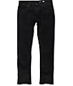 Volcom Vorta Ink Black jeans ceñidos