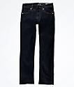 Volcom Vorta jeans ajustados azules para niños