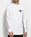 Volcom x Kyle Walker White Long Sleeve T-Shirt