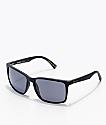 Von Zipper Lesmore Black Satin Polarized Sunglasses