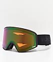 VonZipper Capsule Wildlife Black Satin Snowboard Goggles