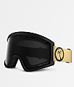 VonZipper Cleaver Spring Break Blackout Snowboard Goggles