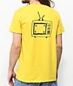 WKND TV Logo Yellow T-Shirt