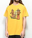 Washbeast Black Magic camiseta dorada