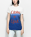 Waves For Water Kassia Meador White T-Shirt