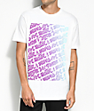 Waves For Water Thomas Campbell camiseta blanca