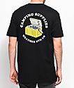 Weather MTN Supplies Black T-Shirt