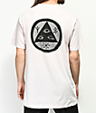 Welcome Halftone Talisman Lilac T-Shirt