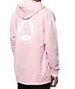 Welcome Latin Talisman Pink Hoodie