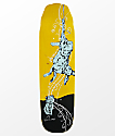 """Welcome Nora Fairy Tale On Wicked Queen 8.6"""" Yellow Skateboard Deck"""