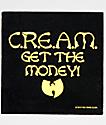 Wu-Tang C.R.E.A.M Get Money Sticker