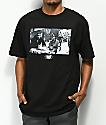 Wu Wear Delirium camiseta negra