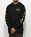 Wu Wear Shaolin Vs. Wu-Tang Black Hoodie
