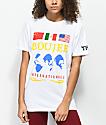 YRN Boujee Internationale White T-Shirt