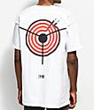 YRN Burners Hot camiseta blanca