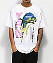 YRN Extra White Bird camiseta blanca