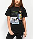 YRN Keys camiseta negra