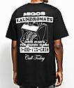 YRN Laundromats Black T-Shirt