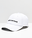 YRN Made For This gorra blanca