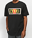 YRN Nawf Side Box camiseta negra