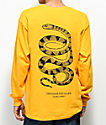 Young Thug Thugger Snake Yellow Long Sleeve T-Shirt