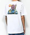 Zero Boss Dog 2 camiseta blanca