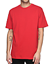 Zine Boxed Red T-Shirt