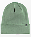 Zine Essential Sea Spray Gas Station Fold Over Beanie