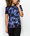 Zine Rayna Multi Purple Tie Dye T-Shirt