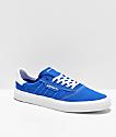 adidas 3MC Blue & White Shoes