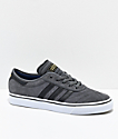 adidas AdiEase Premiere Grey, Black & White Shoes