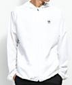 adidas BB White Windbreaker Jacket