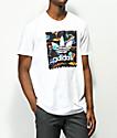 adidas Blackbird Resort White T-Shirt