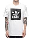 adidas Blackbird camiseta blanca