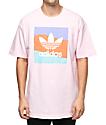 adidas Blackbird camiseta rosa