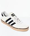 adidas Busenitz Vulc zapatos en marrón claro, negro y goma