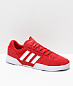 adidas City Cup Red & White Shoes