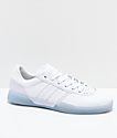 adidas City Cup White & White Ice zapatos blancos