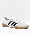 adidas City Cup zapatos en blanco, negro y goma