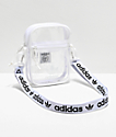 adidas Clear & White Shoulder Bag
