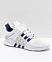 adidas EQT Support ADV zapatos en color crema y blanco