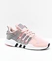 adidas EQT Support ADV zapatos en rosa y gris
