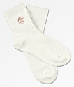 adidas Icon Patch White Ankle Socks