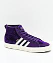 adidas Matchcourt Hi RX Na-Kel Purple Shoes