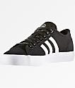 adidas Matchcourt RX zapatos en blanco y negro