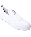 adidas Matchcourt zapatos blancos sin cierre